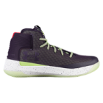 Curry 3Zero Imperial Purple / Lime Fizz / White Masculino