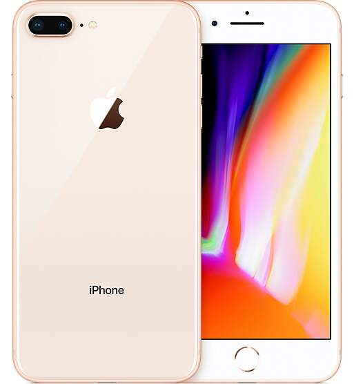 Iphone 8 Plus 256GB - Desbloqueado de Fabrica