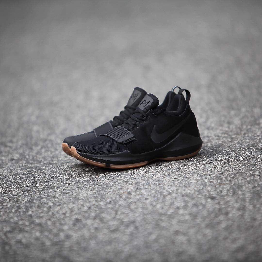 PG 1 Black / Black / Anthracite / Cool Grey Infantil