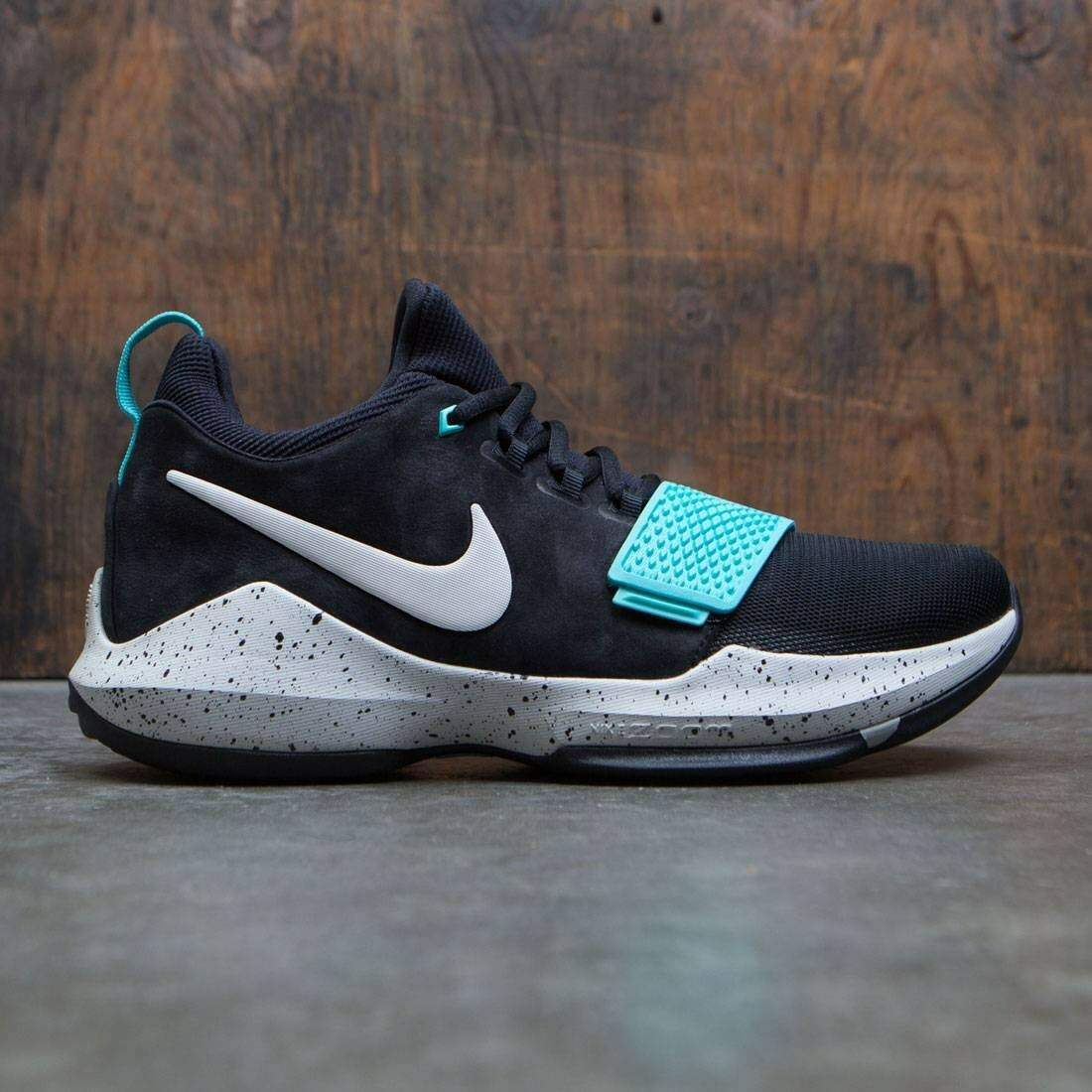 PG 1 Black / Light Bone / Light Aqua Masculino