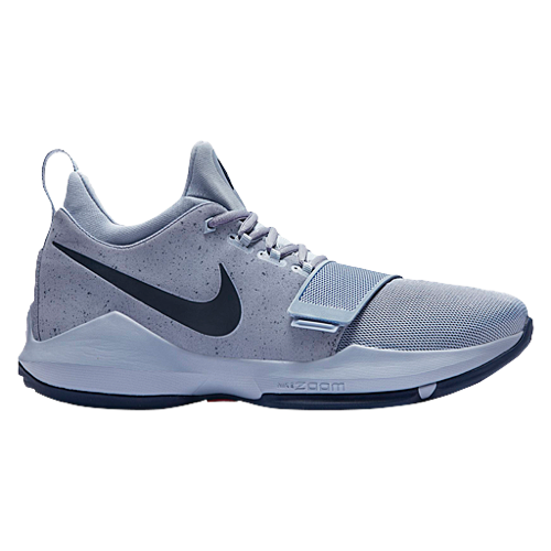 PG 1 Pure Platinum / Midnight Navy / University Gold / Black Masculino
