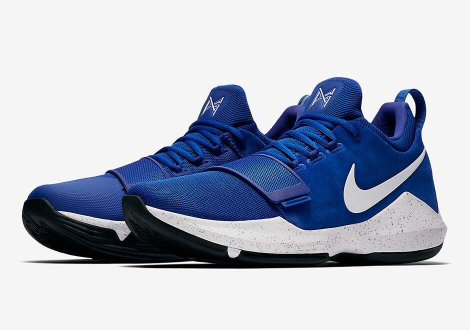 PG 1 Royal / White Masculino