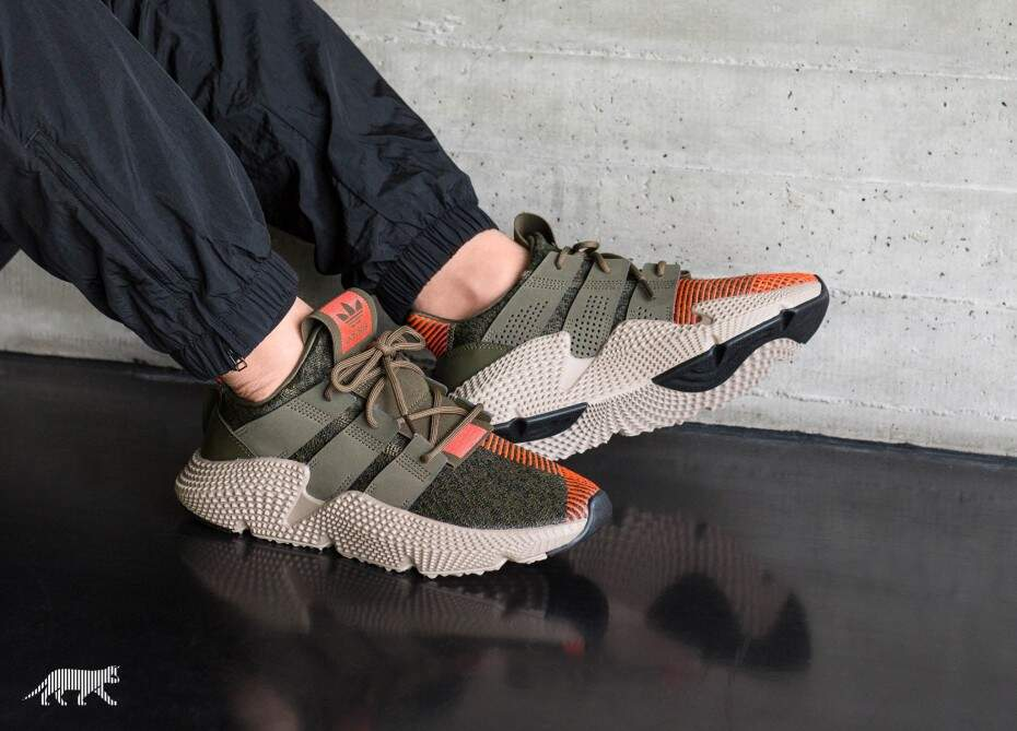 Originals Prophere Trace Olive / Trace Olive / Solar Red Masculino