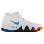 Kyrie 4 White / Multi-Color Infantil