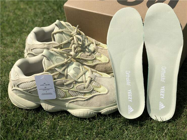 Yeezy 500 Supermoon Yellow Masculino
