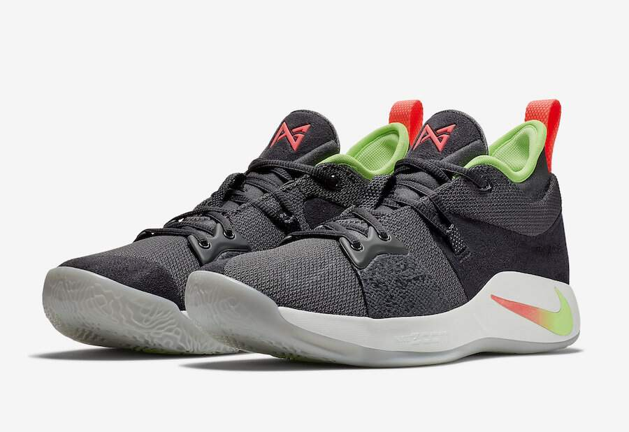 PG 2 Anthracite / Hot Punch / Wolf Grey / Lime Blast Masculino