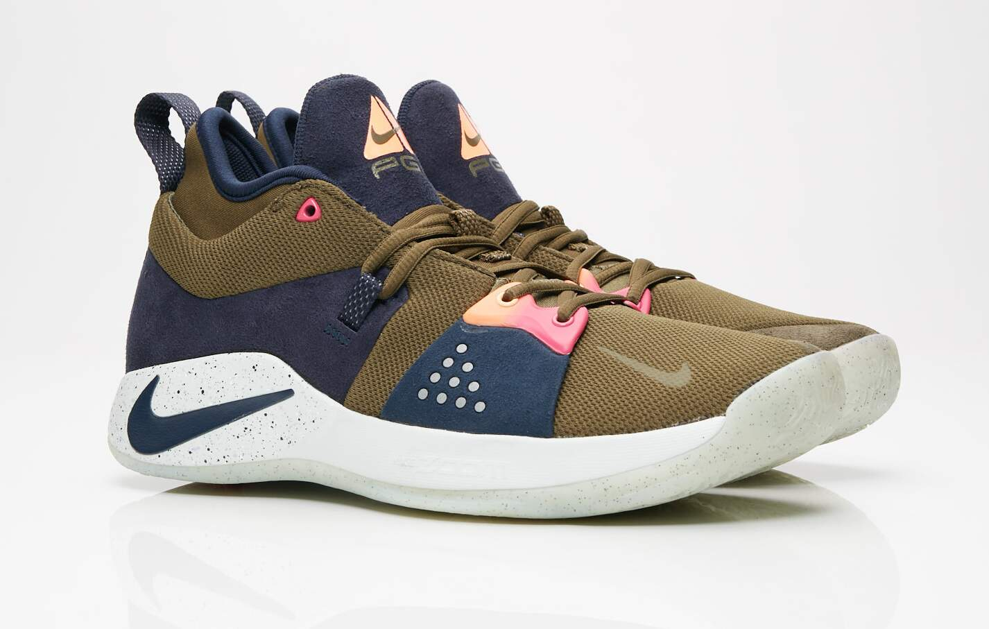 PG 2 Olive Canvas / Obsidian Masculino