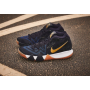 Kyrie 4 Pitch Blue / Metallic Gold Masculino
