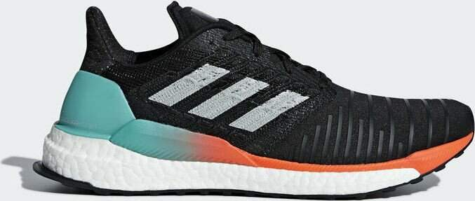 Solar Boost Core Black / Grey Two / Hi-Res Aqua Masculino