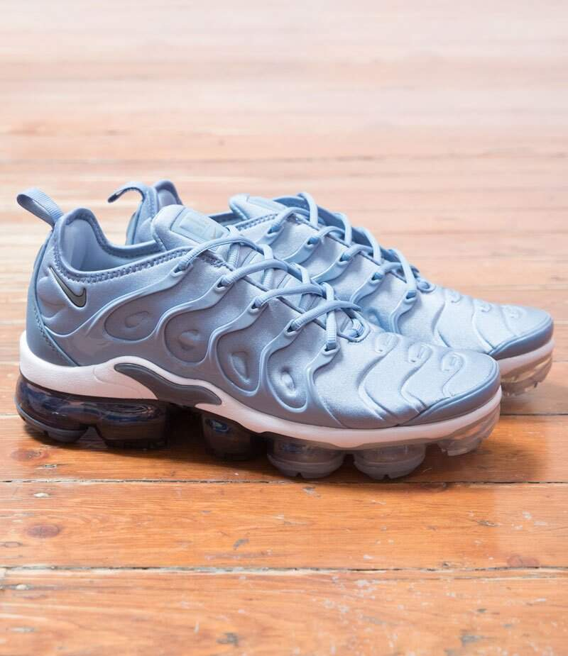 Air VaporMax Plus Work Blue / Cool Grey / Diffused Blue / White Masculino