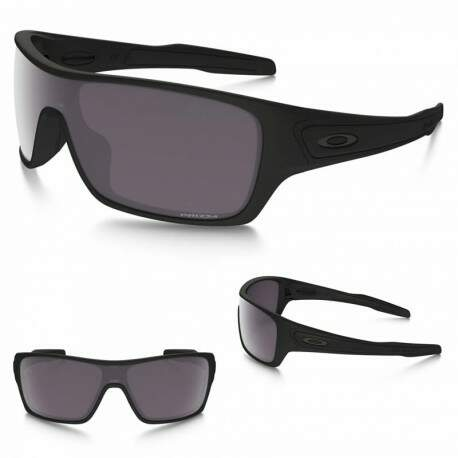 Turbine Rotor Matte Black / Prizm Daily Polarized OO9307-07