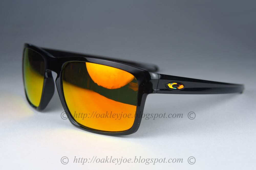Sliver Polished Black / Fire Iridium Edicao Limitada Valentino Rossi OO9262-27