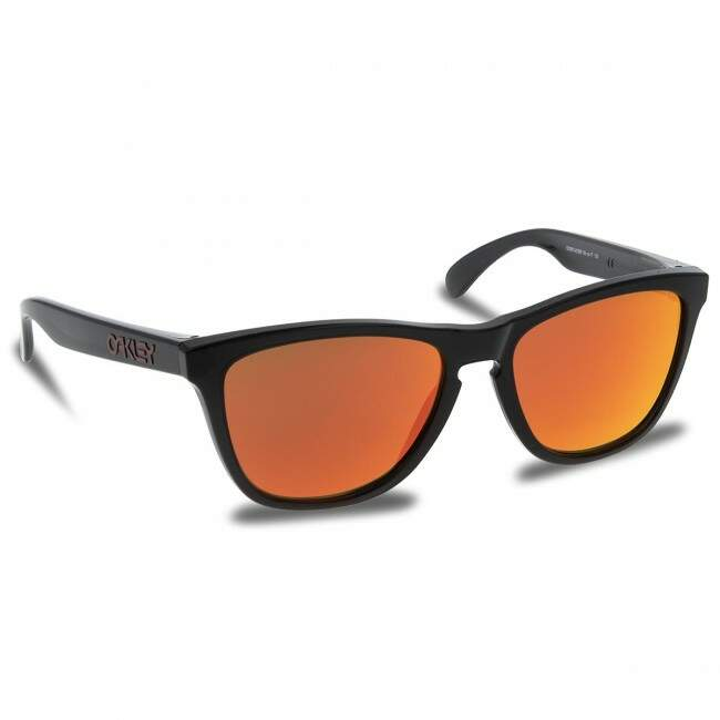 Frogskins Black Ink / Prizm Ruby OO9013-C955