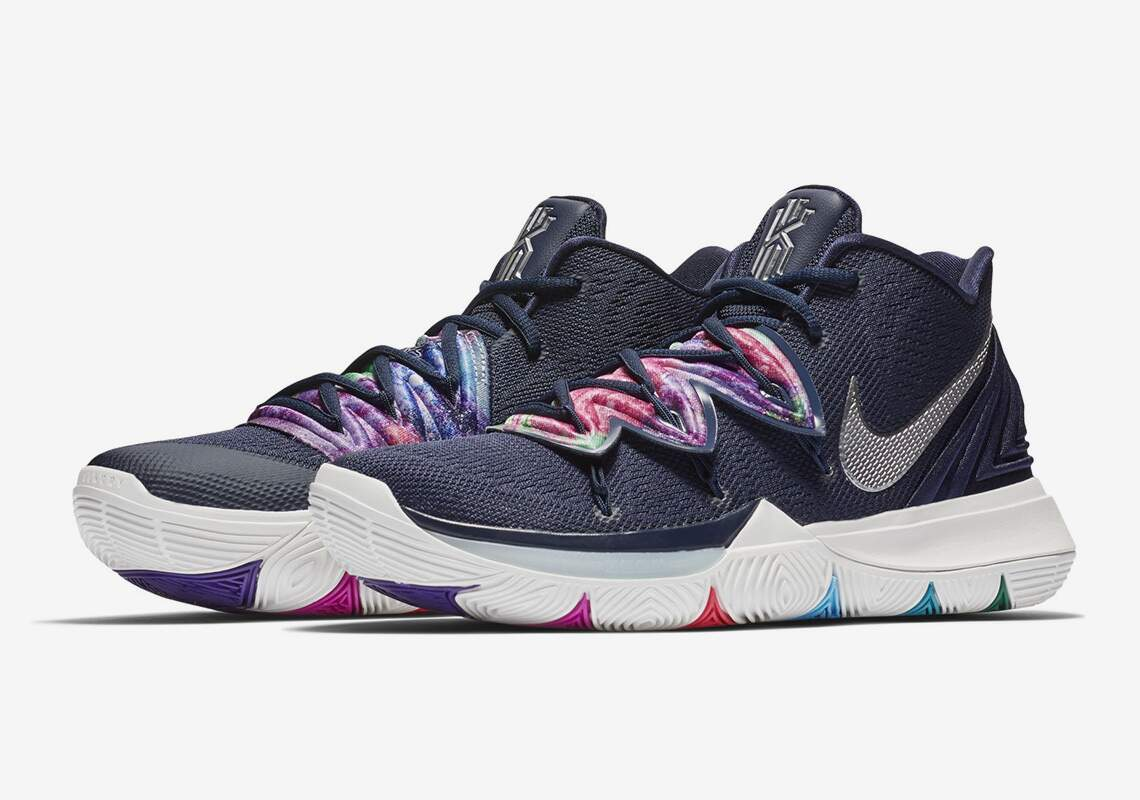 Kyrie 5 Multi-Color / Multi-Color Masculino