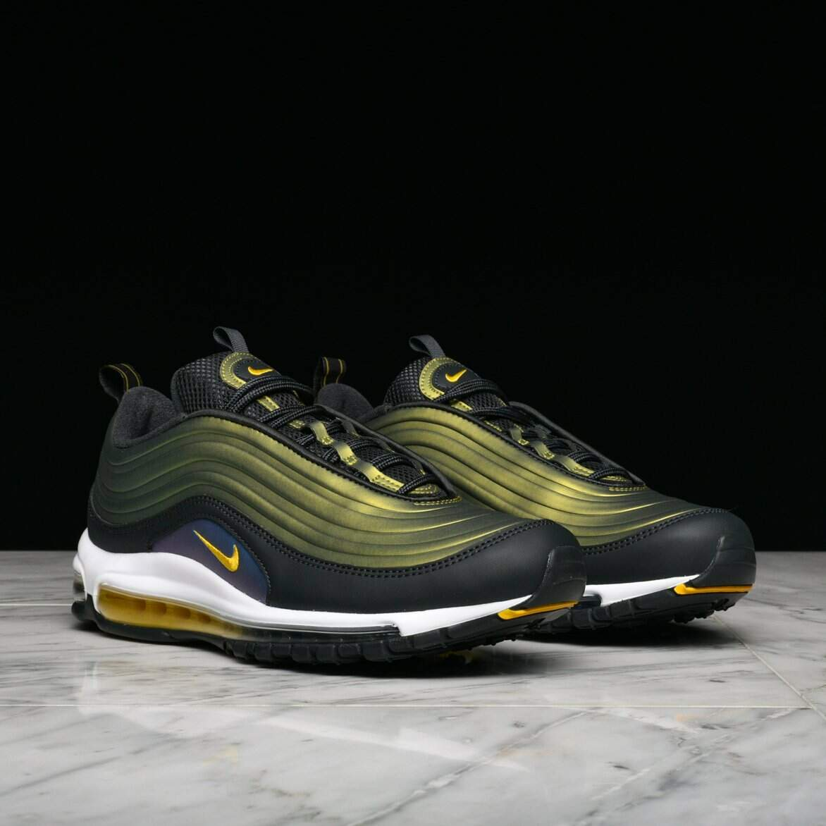 Air Max 97 LX Anthracite / Amarillo Masculino
