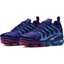 Air VaporMax Plus Regency Purple / Light Blue Fury / Laser Masculino