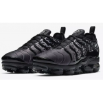 Air VaporMax Plus Black / White Masculino