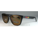 Frogskins Matte Black / Prizm Bronze Edicao Limitada Fire and Ice Collection OO9013-E255