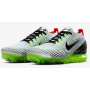 Air VaporMax 3 Flyknit White / Volt / Bright Crimson / Black Masculino