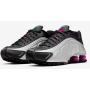 Shox R4 Anthracite / Metallic Silver / Black / True Berry Feminino