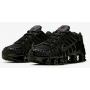 Shox TL Black / Metallic Hematite / Max Orange / Black Masculino