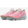 Air VaporMax 3 Flyknit Phantom / Sunset Pulse / Sonic Yellow / Teal Tint Feminino
