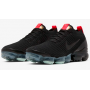 Air VaporMax 3 Flyknit Black / Igloo / Flash Crimson / Black Masculino