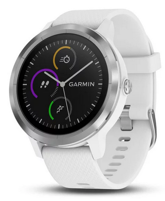 Vivoactive 3 White with Stainless