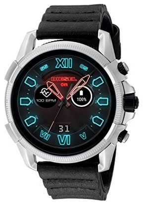 DZT2008 Full Guard 2.5 Black Silicone / Silver Case