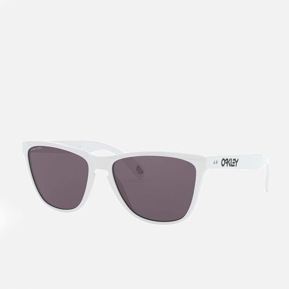 Frogskins 35th Polished White / Prizm Grey OO9444-01