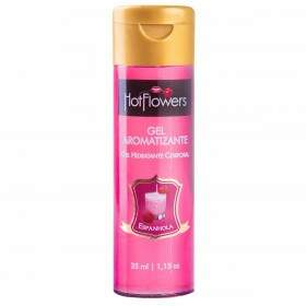 hc328 Gel Aromatizante Espanhola 35ml Hot Flowers