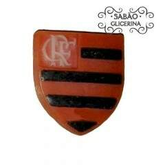 Molde de Silicone Time do Flamengo