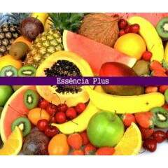 Essência de Frutas Tropicais +Plus 100 ml