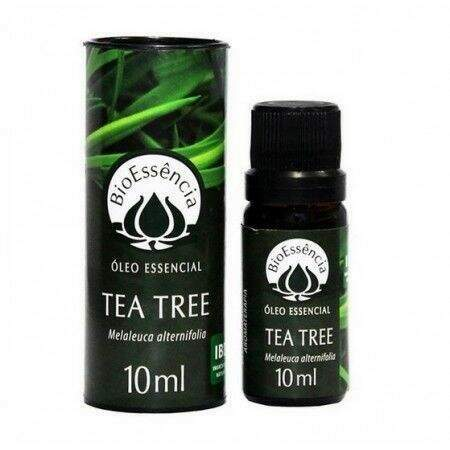Óleo Essencial de Tea Tree 10ml - BioEssência