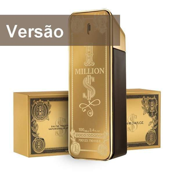 Essencia Perfumaria 507 Inspiracao One Million Masculino