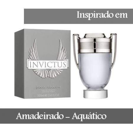 Essencia Perfumaria 506 Inspiracao Invictus- 10ml