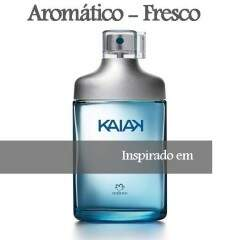 Essencia Perfumaria 20616 Inspiracao Kayak - 60ml