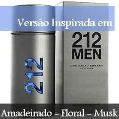 Essencia Perfumaria 1369 Inspiracao 212Man - 60ml