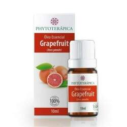 Óleo Essencial de Grapefruit Phytoterápica - 10ml