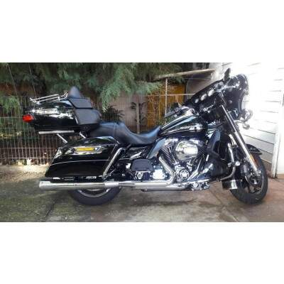 HARLEY-DAVIDSON ULTRA LIMIT 2014