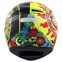 CAPACETE AGV K3 SUN&MOOM REPLICA