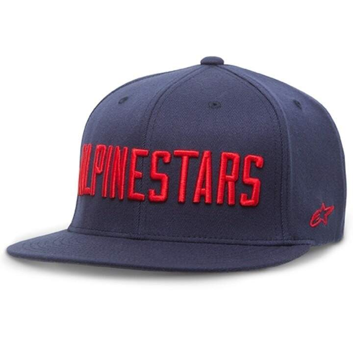 BONÉ ALPINESTARS BIG WORD HAT - TAM. S/M