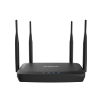 Roteador Wireless Dual Band Ac 1200mbps Gf 1200 Intelbras