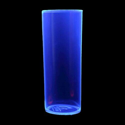 Long Drink Luz Negra Azul Neon para Transfer - 350ml