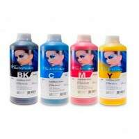 Kit Tinta Sublimática Inktec com 4 Cores - 500ml