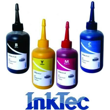 KIT COM 4 CORES 60ML CORANTE
