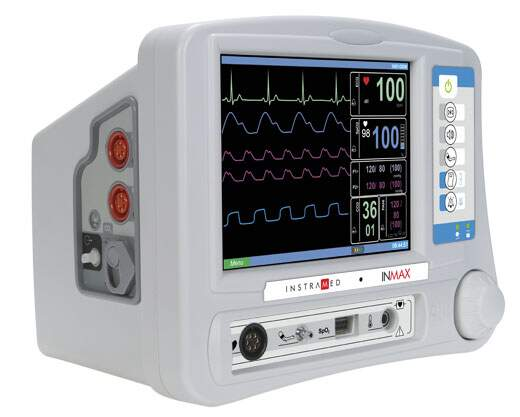 MONITOR MULTIPARAMETRO INMAX - INSTRAMED