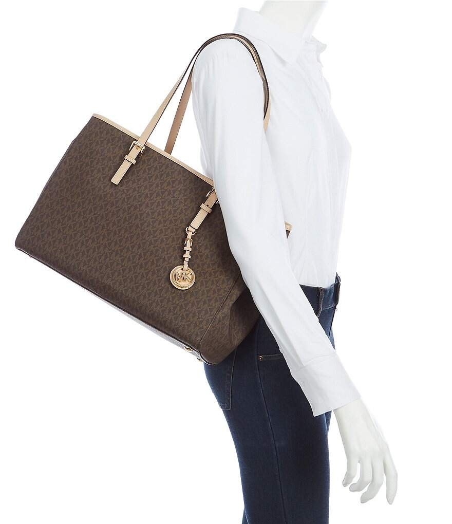 Bolsa Michael Kors Jet Set Travel (grande) East West Tote