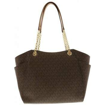 Bolsa Michael Kors Jet Set Travel (grande) Com Corrente Tote