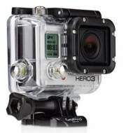 FILMADORA GOPRO HERO 3 SILVER EDITION / 11 MP E FILMAGEM FULL HD 1080 E 30QPS